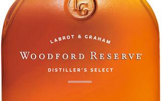 Виски Woodford Reserve (Вудфорд резерв) — обзор бренда, вкусовые качества