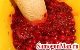 Наливка из брусники — особенности приготовления дома
