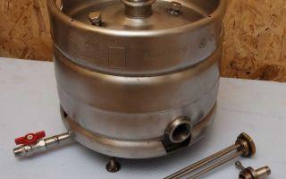Пошаговая инструкция: самогонный аппарат своими руками
