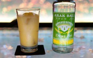 Напиток Арак — что это и из чего делают популярный напиток