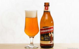 Пиво Хамовническое — ассортимент напитка, отзывы, стоимость в магазинах