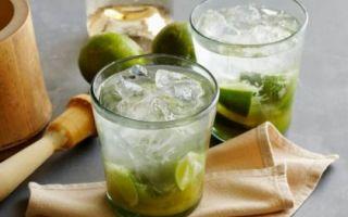 Коктейль Caipirinha (Кайпиринья) — подбор ингредиентов, как правильно готовить и пить бразильский напиток