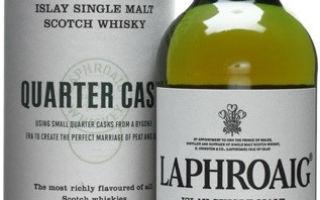 Виски Лафройг (Laphroaig) — описание и виды крепкого напитка