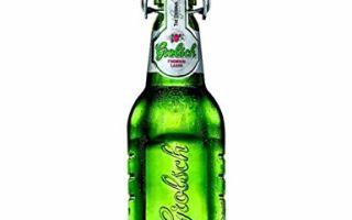 Пиво Grolsch (Гролш) — обзор видов алкоголя, отзывы покупателей, стоимость в магазинах