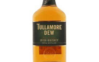Виски Талламор Дью (Tullamore Dew) — что это и как употреблять?