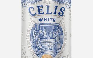 Пиво Celis White (Селис Вайт) — способ приготовления, мнение потребителя