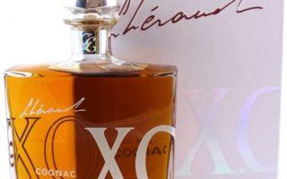 Коньяк Lheraud (Леро) — необычный напиток с нотками абрикоса