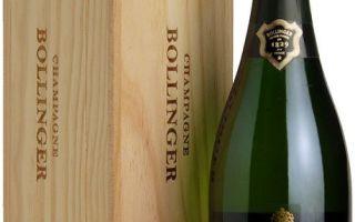 Шампанское Bollinger (Боллинджер) — особенности французского напитка высшего класса