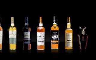 Виски Макаллан 12 лет — описание напитка (где лучше купить)
