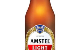 Пиво Amstel (Амстел) — особенности нидерландского напитка