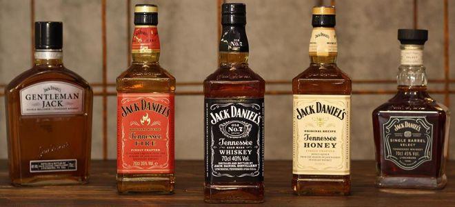 Виски Jack Daniel