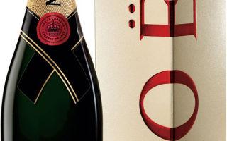 Шампанское Моет Шандон (Moët & Chandon) — особенности традиционного напитка