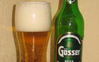 Пиво Гессер (Gosser) — описание и особенности напитка