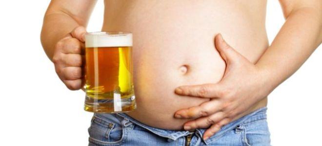 Калорийность пива