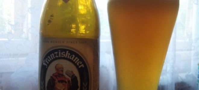 Пиво Францисканер (Franziskaner) — характеристики бренда, впечатления покупателей