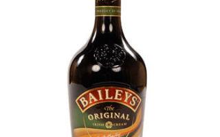 Ликер Baileys (Бейлис) — особенности напитка и рецепты его приготовления