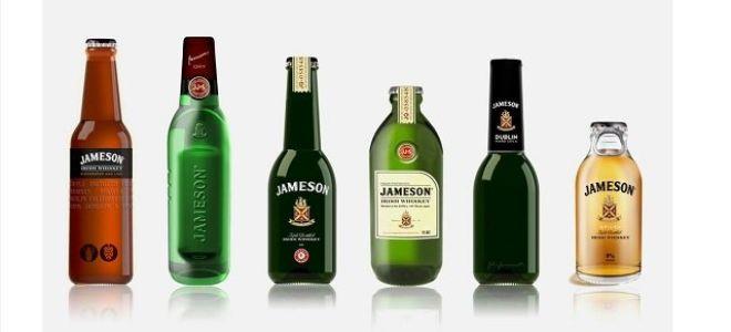 Ирландский виски Jameson (Джемисон)