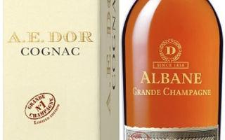 Коньяк A. E. Dor (А. Э. Дор) — особенности крепкого напитка