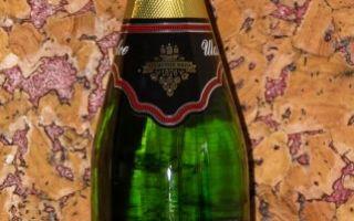Игристое вино ЗАО «Игристые вина»: особенности напитка