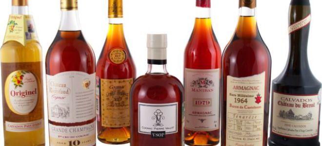 Алкогольные напитки арманьяк и коньяк, разница между ними