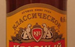 Пиво Красный Восток — разнообразие видов, обзор бренда