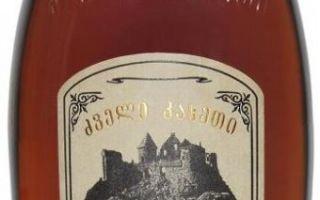 Коньяк «Старый Кахети» (Old Kakheti) — особенность и история грузинского напитка