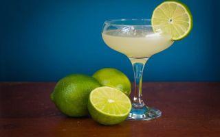 «Дайкири» — классический рецепт приготовления коктейля