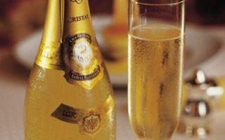 Шампанское  Кристалл Луи Родерер — описание, история и особенности вкуса