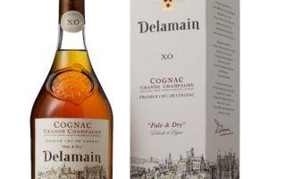 Коньяк Delamain (Деламен) — обзор напитка и как правильно употреблять