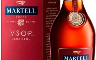 Коньяк Мартель (Martell) — ассортимент, история и современность