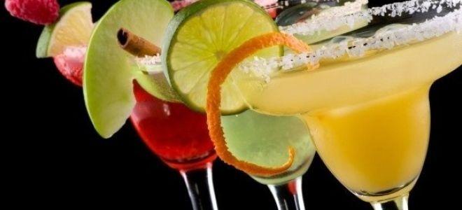 Рецепт приготовления коктейля Маргарита: классический и экзотический