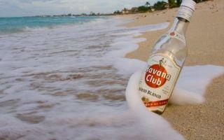 Обязательно попробуйте ром Гавана Клаб — незабываемо!