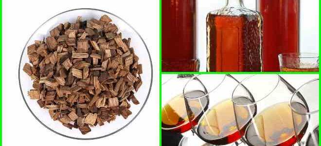 Лучшие рецепты самогона на дубовой щепе