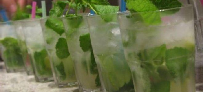 Алкогольный Мохито в домашних условиях: 12 лучших рецептов