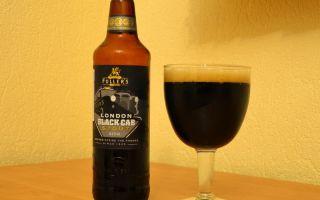 Стаут (Stout) пиво — «золотой фонд» мировой пивоваренной традиции