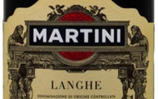 Вино Martini (Мартини) — классификация напитка и общие рекомендации по употреблению