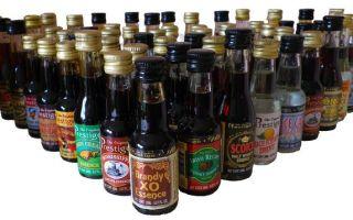 Ароматизаторы для самогона: облагораживаем свой напиток