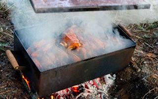 Копчение верхогляда, простые методики кулинаров