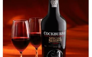Вино Cockburns (Кокбернс) — особенность португальского напитка