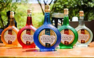 Blue Curacao — Карибский ликер с особенным вкусом