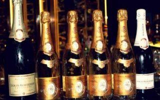 Шампанское Кристалл — описание и цена в России