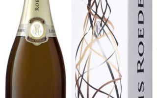 Шампанское Louis Roederer (Луи Родерер) — описание элегантного напитка
