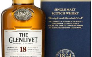 Виски the Glenlivet (Гленливет) — обзор напитка высочайшего качества