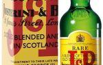 Виски Jb Rare (Джей энд Би) — виды спиртного, обзор, правила употребления