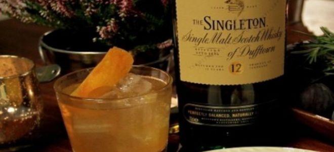Скотч Singleton (Синглтон) — особенности виски с говорящим названием