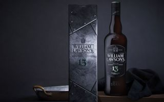 Вильям Лоусонс виски — купажированный шотландский напиток