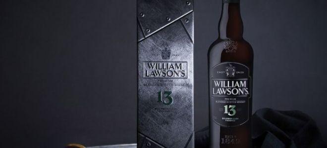 Вильям Лоусонс виски