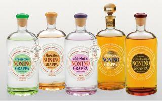 Граппа Нонино (Nonino) описание напитка, коктейли