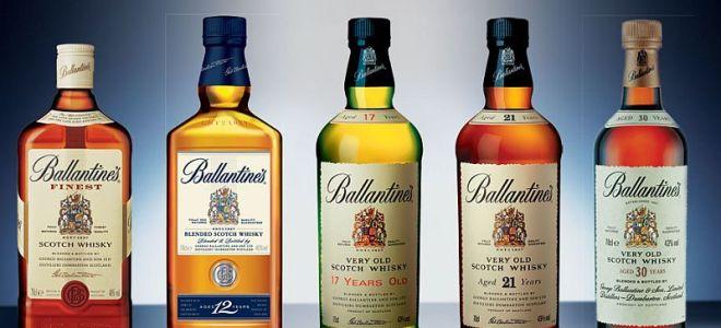 Виски Баллантайнс