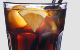 Коктейль Бренди кола (Brandy Cola) — описание и рецепт приготовления напитка